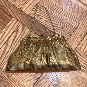 Vintage Gold Bag